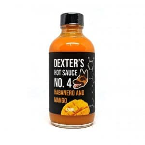 Dexters Habanero and Mango Hot Sauce