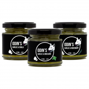 Odin Garlic Paste Pack
